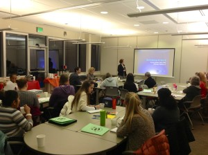 Cara Fox Fairbanks with WhiteWaterWellness gives an overview of worksite wellness.