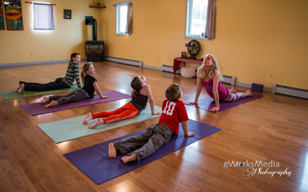 Strike a pose: Yoga helps children with flexibility, relaxation and more