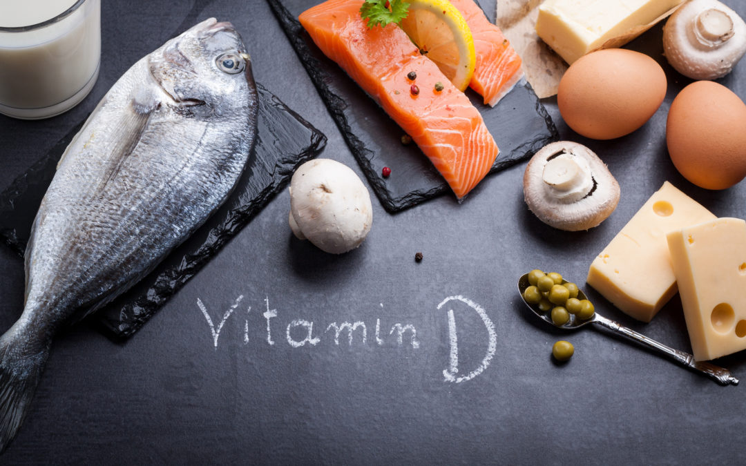 Vitamin D is Important for Strong Bones, Good Health
