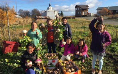 Traditional Food Challenge in Rural Community Leads to Positive Health Changes
